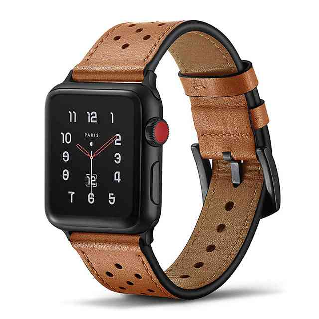 High-quality Leather Watch Band