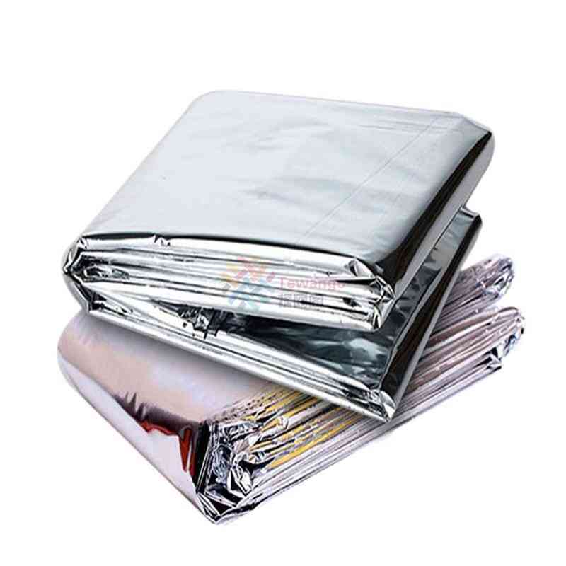 Double Side Reflective Mulch Permeable Mylar Patch Agricultural Silver Plant Growth Blanket