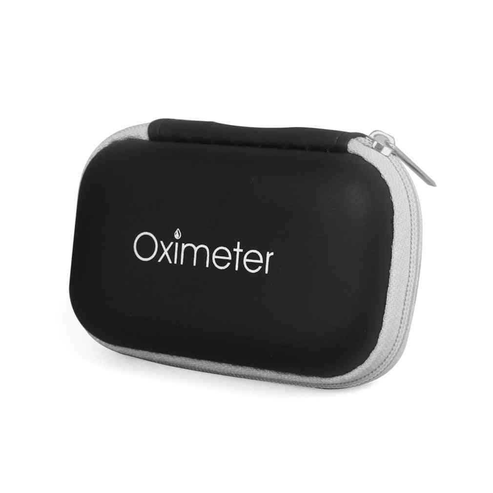 Eva Neutral Oximeter, Zipper Storage Bag,  Storage Box, Cover Kit  Protection