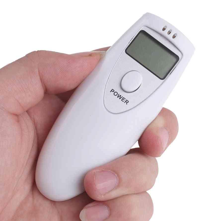 Mini Lcd Display, Digital Breath Analyzer-alcohol Tester