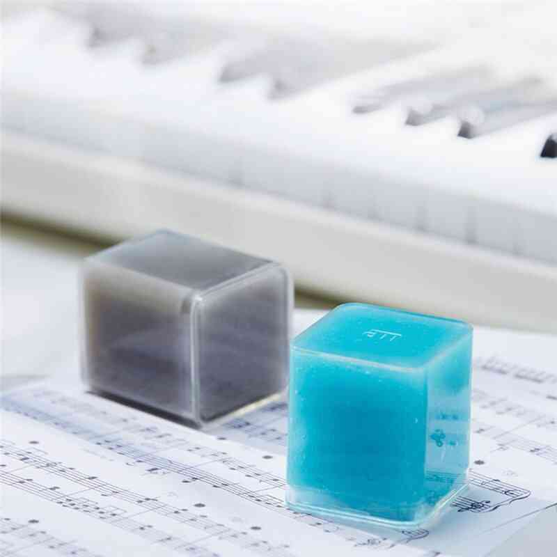 Keyboard Car Cleaning Rubber, Antibacterial,  Soft Gel, Laptop, Magic Mud Remover, Dust Cleaner