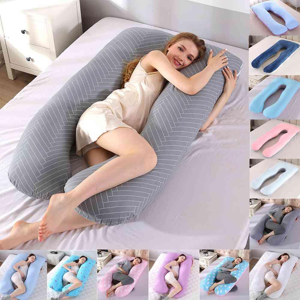 U Shape Maternity Pillows Pregnancy Body Pillow For Pregnant Women