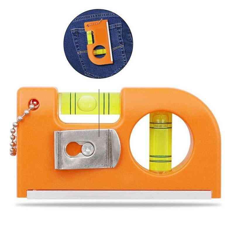 Magnetic Pocket Level