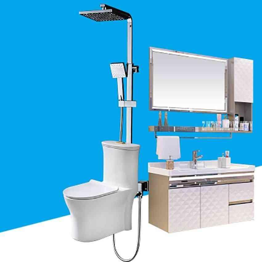 Sanitary Ware, Bathroom Cabinet, Combination Ware Shower, Bath Set