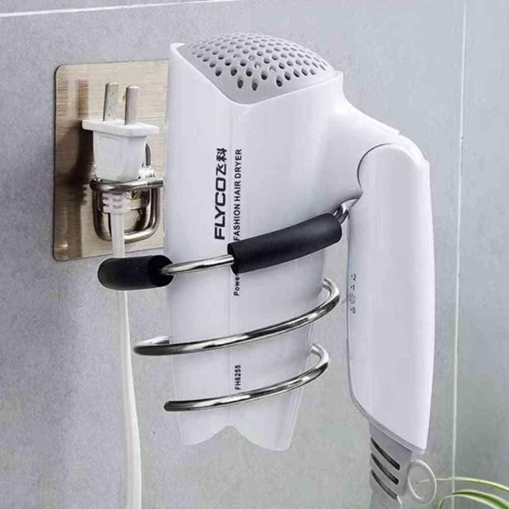New Hair Dryer Holder, Rack, Barber Salon Styling Storage Straighteners Organizer