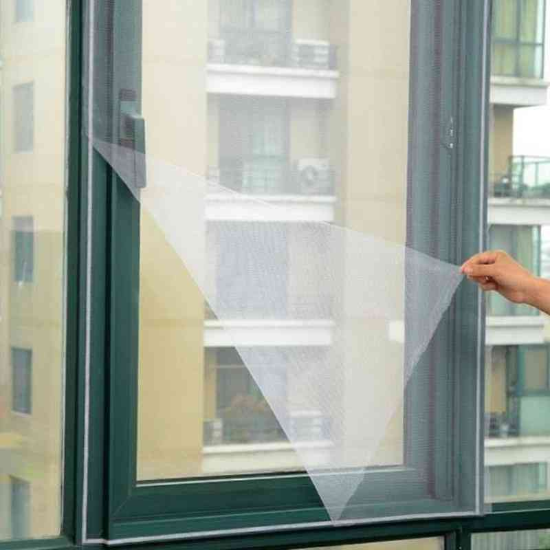 Self-adhesive & Anti-mosquito Net, Fly Screen Curtain