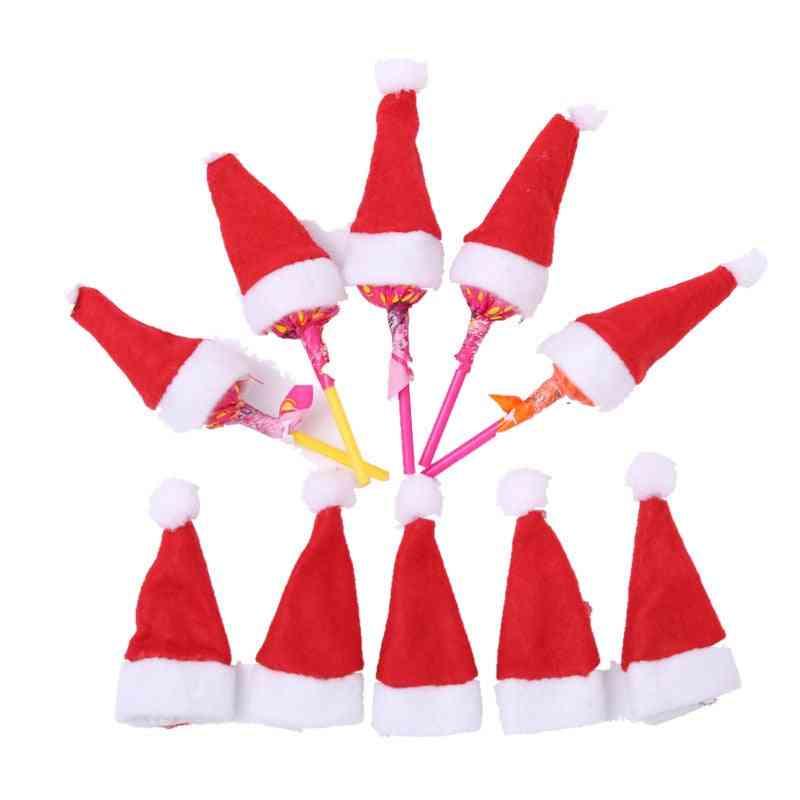 Mini Hat Lollipop Topper, Decorative Creative Caps, Kid Toy