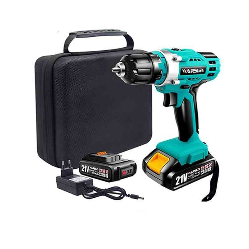 Electric Screwdriver Cordless Drill Screwdrivers Power Tool