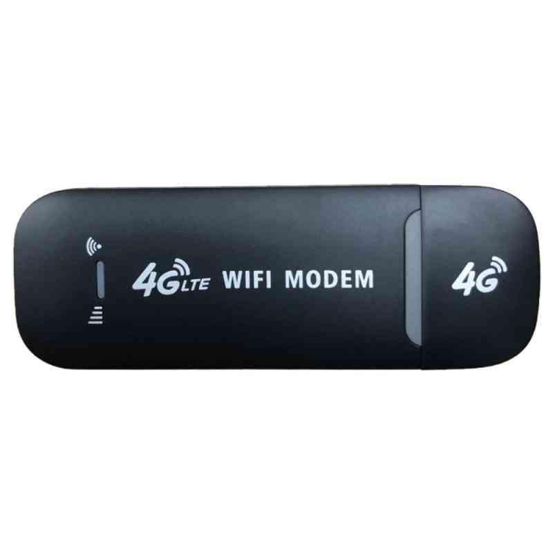 Lte Usb Modem Adapter, Wireless Network Card, Wifi Router