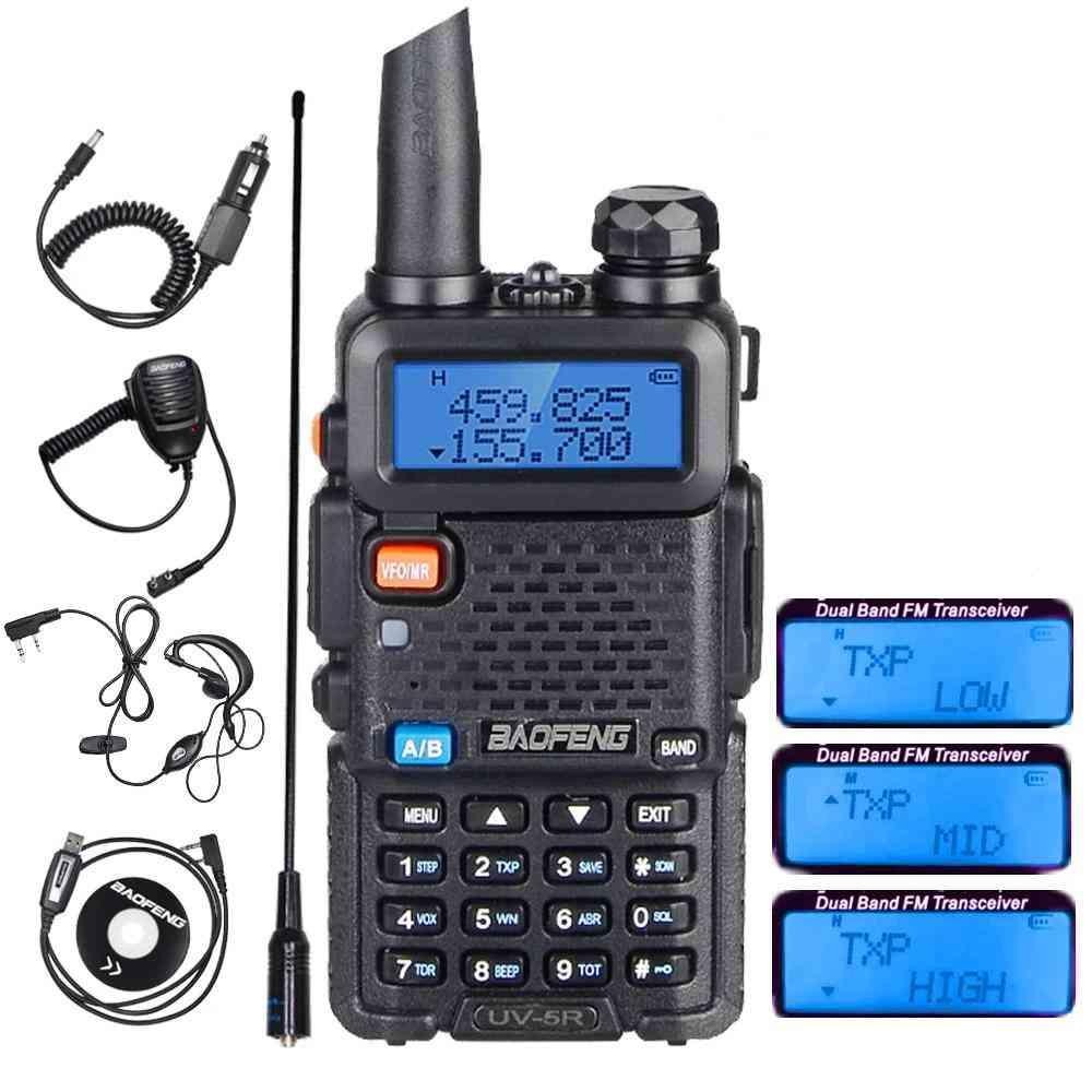 Powerful Walkie-talkie, Transceiver Amateur, Radio Transmitter