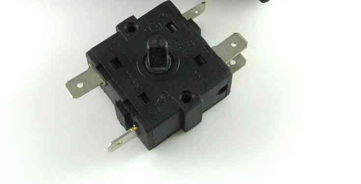 Electric Heater Shift Gear Switch