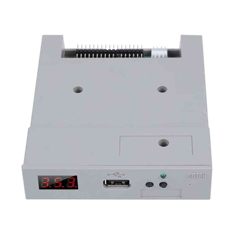 Sfr1m44-u100 3.5inch 1.44mb Usb Ssd Floppy Drive Emulator For Electronic Organ Emulator