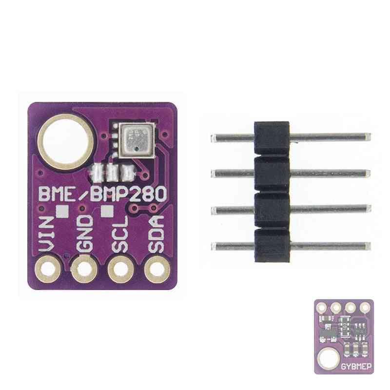 Digital Temperature, Humidity Barometric, Pressure Sensor Module