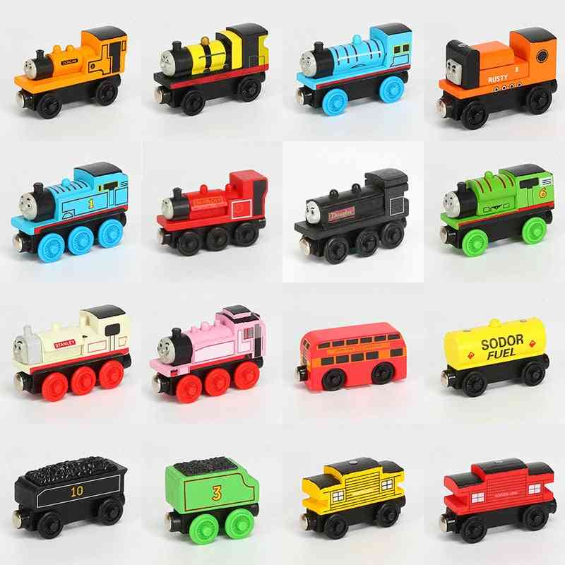 Thomas And Friends- Wooden Magnetic Train Toy