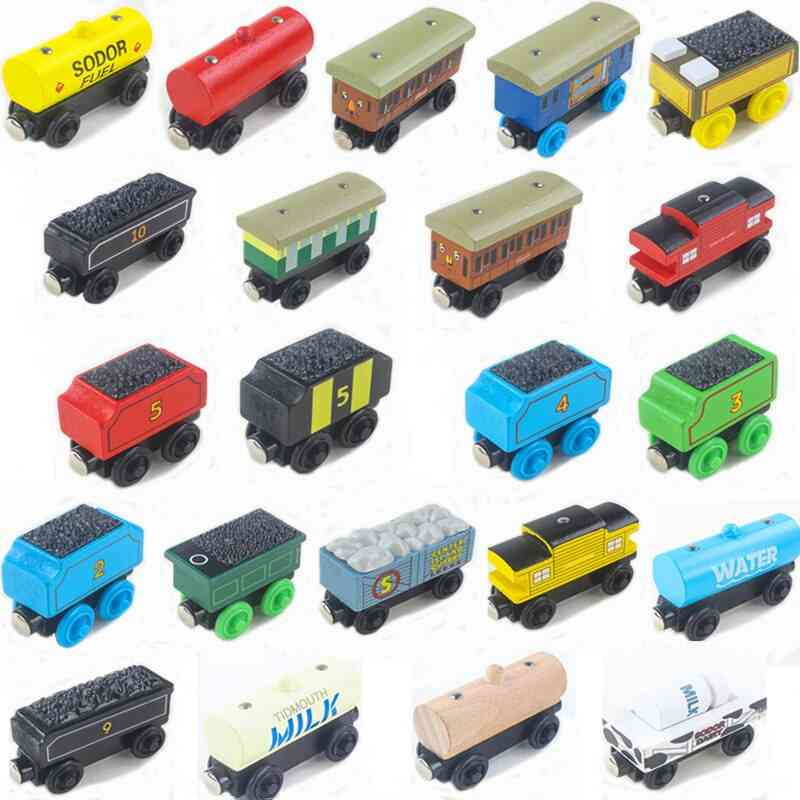 Thomas Wooden Train Magnetic Car Toy