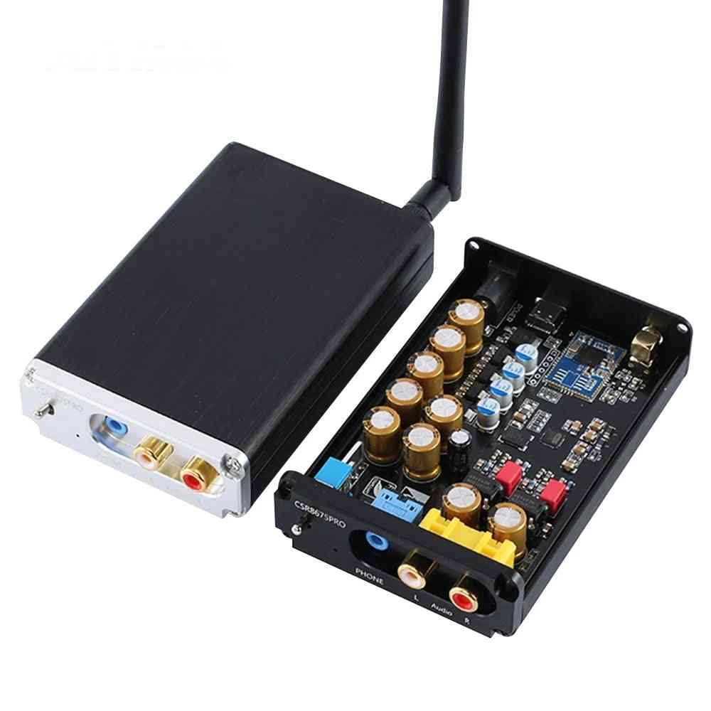 Csr8675 Aptx Hd Bluetooth 5.0 Wireless Audio Receiver, Rca Output