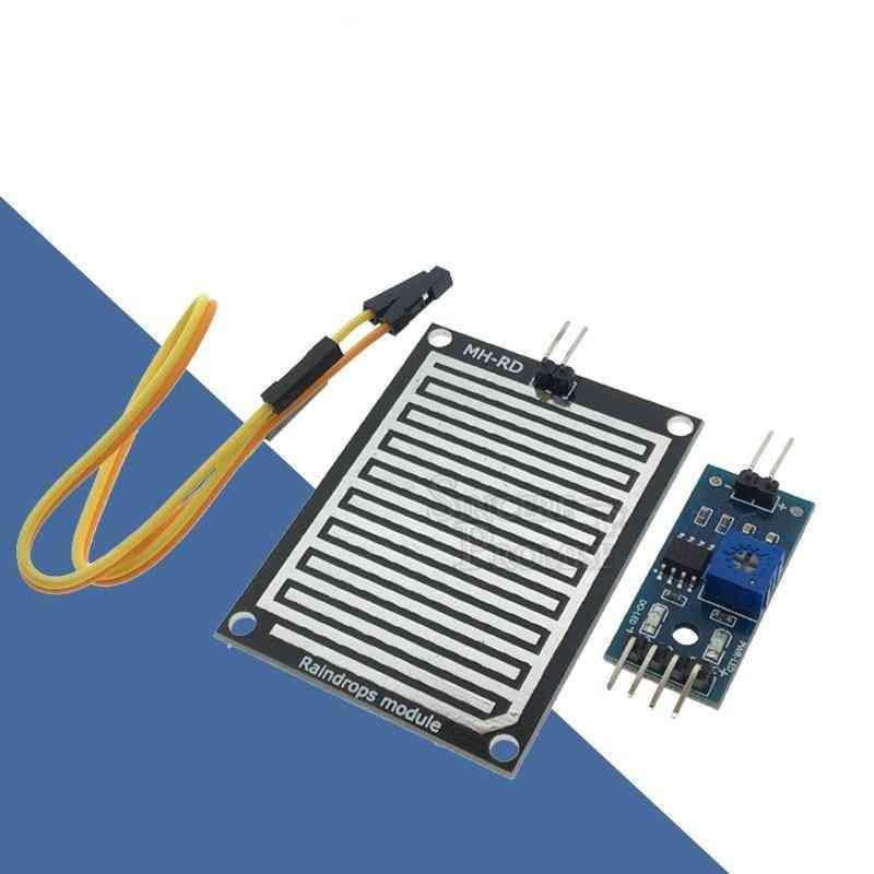 Snow / Raindrops Detection Sensor Module
