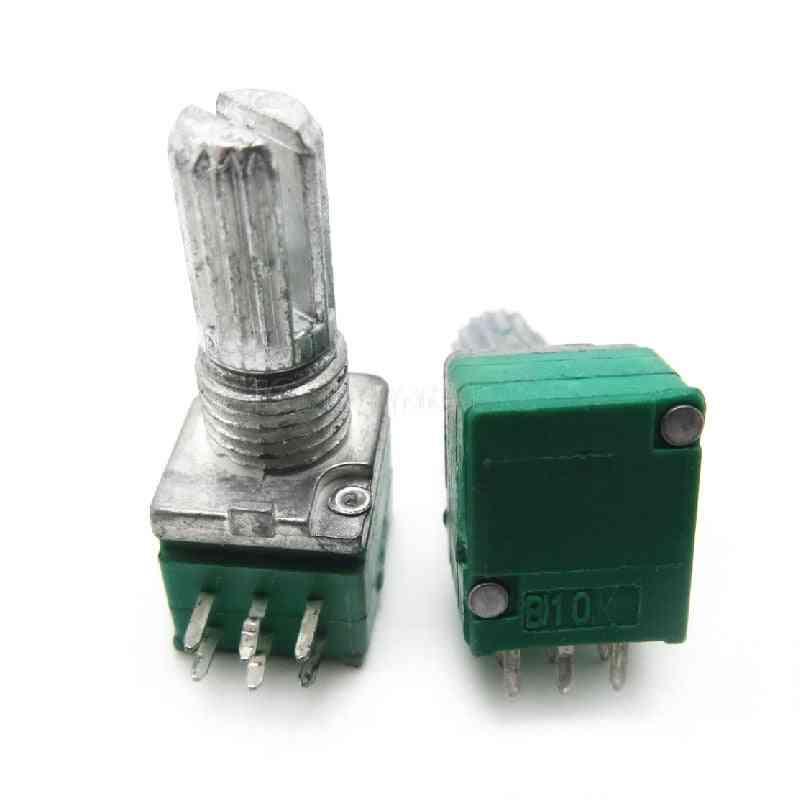 Amplifier Sealing Potentiometer