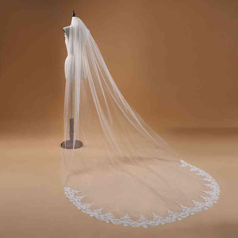 Microfiber Bridal Veils