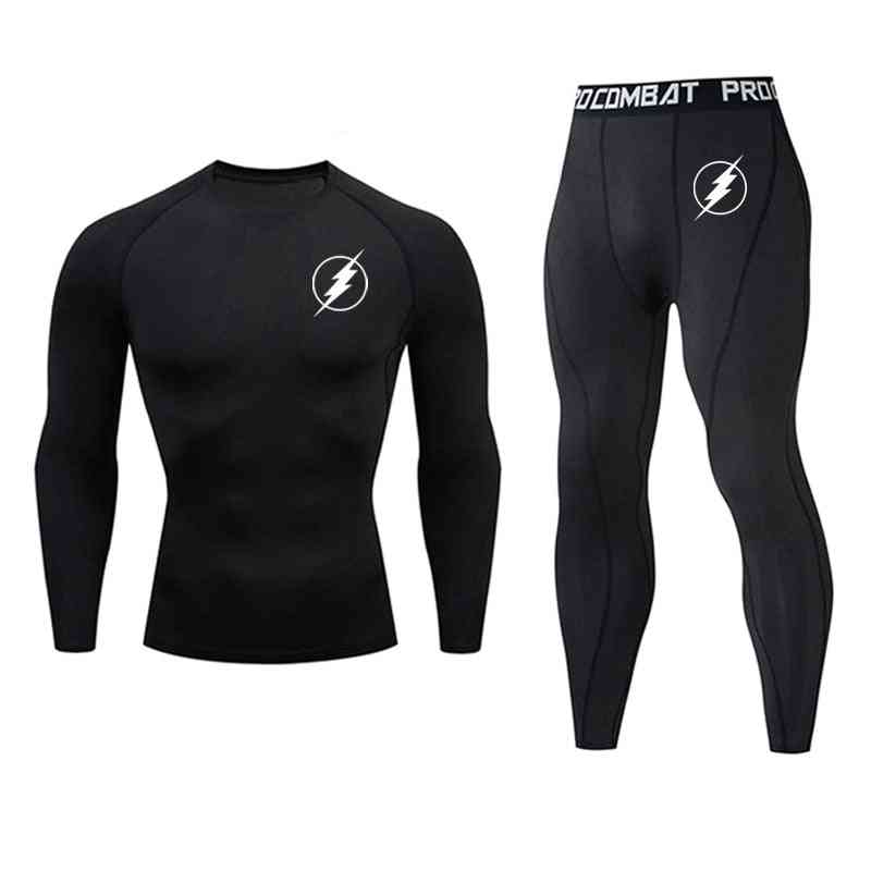 The Flash Clothing Compression