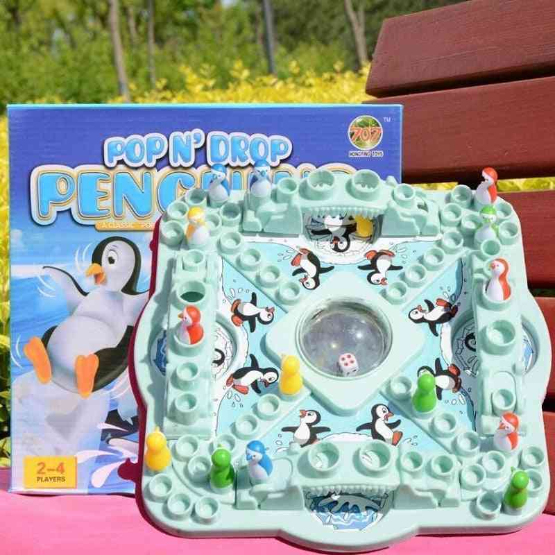 Penguin Flying & Jumping, Chess Board Games