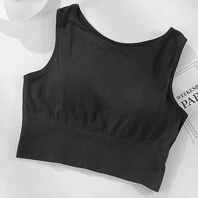Tank Crop Tops For Female Camisole Fashion Lounge Underwear