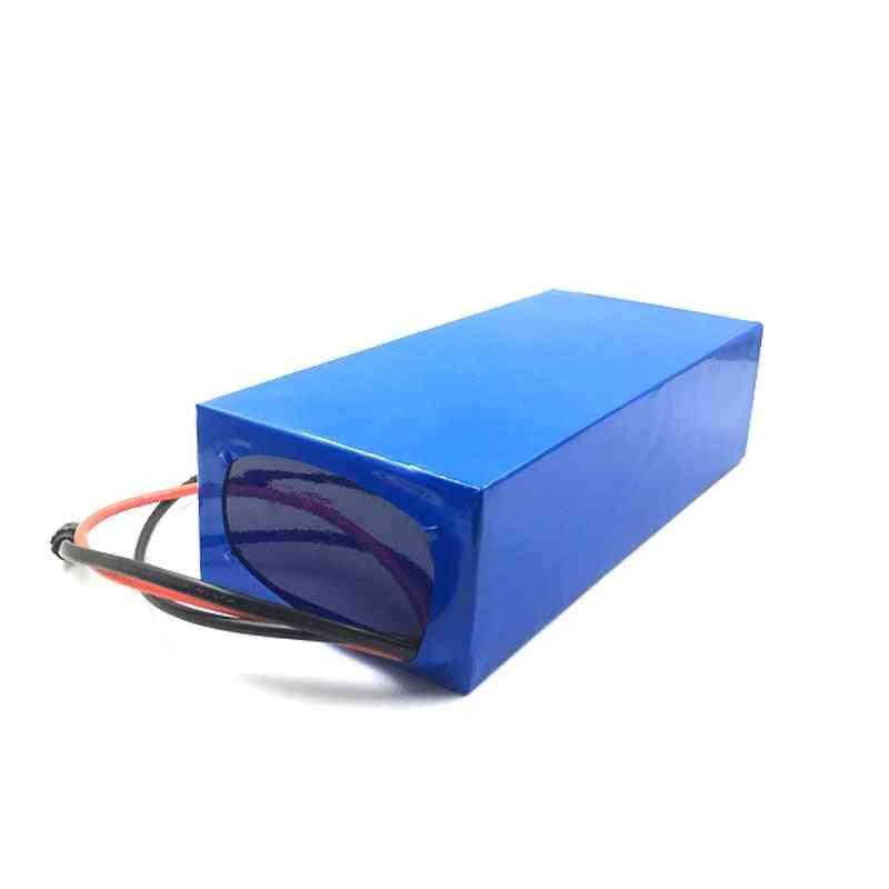 Li-ion Electric Bicycle, Batteries Packs Motor