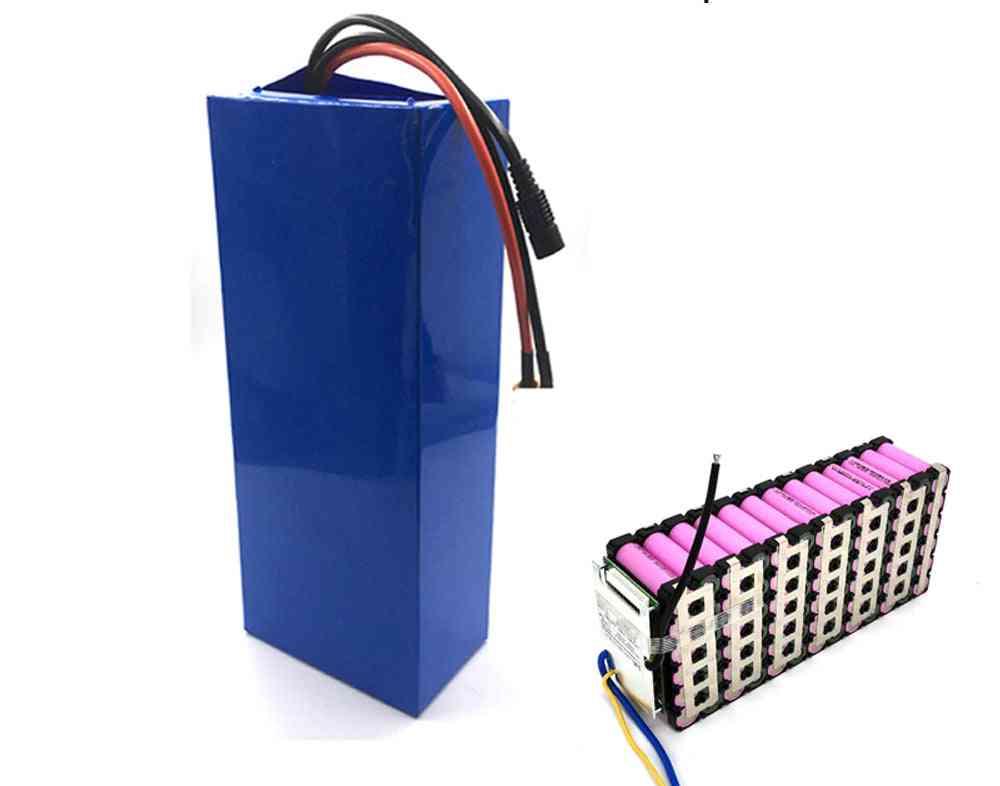 Electric E-bike Battery, E-lithium Batteries, Pack Motor