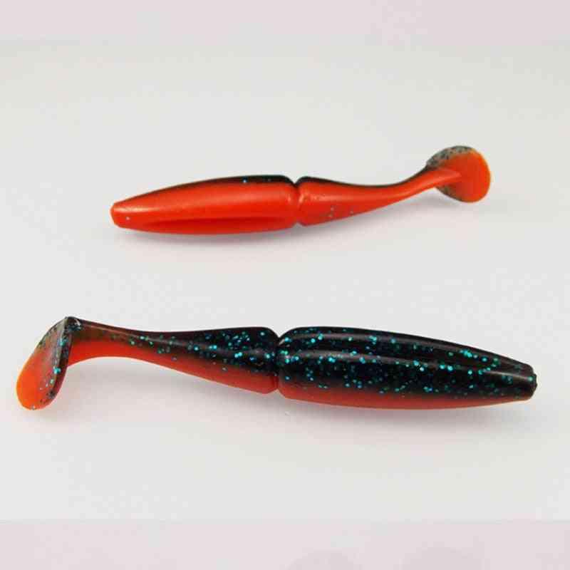 Soft Silicone- Lures Pesca Fishing, Shiner Shad Bait, Wobblers Souple Set-2