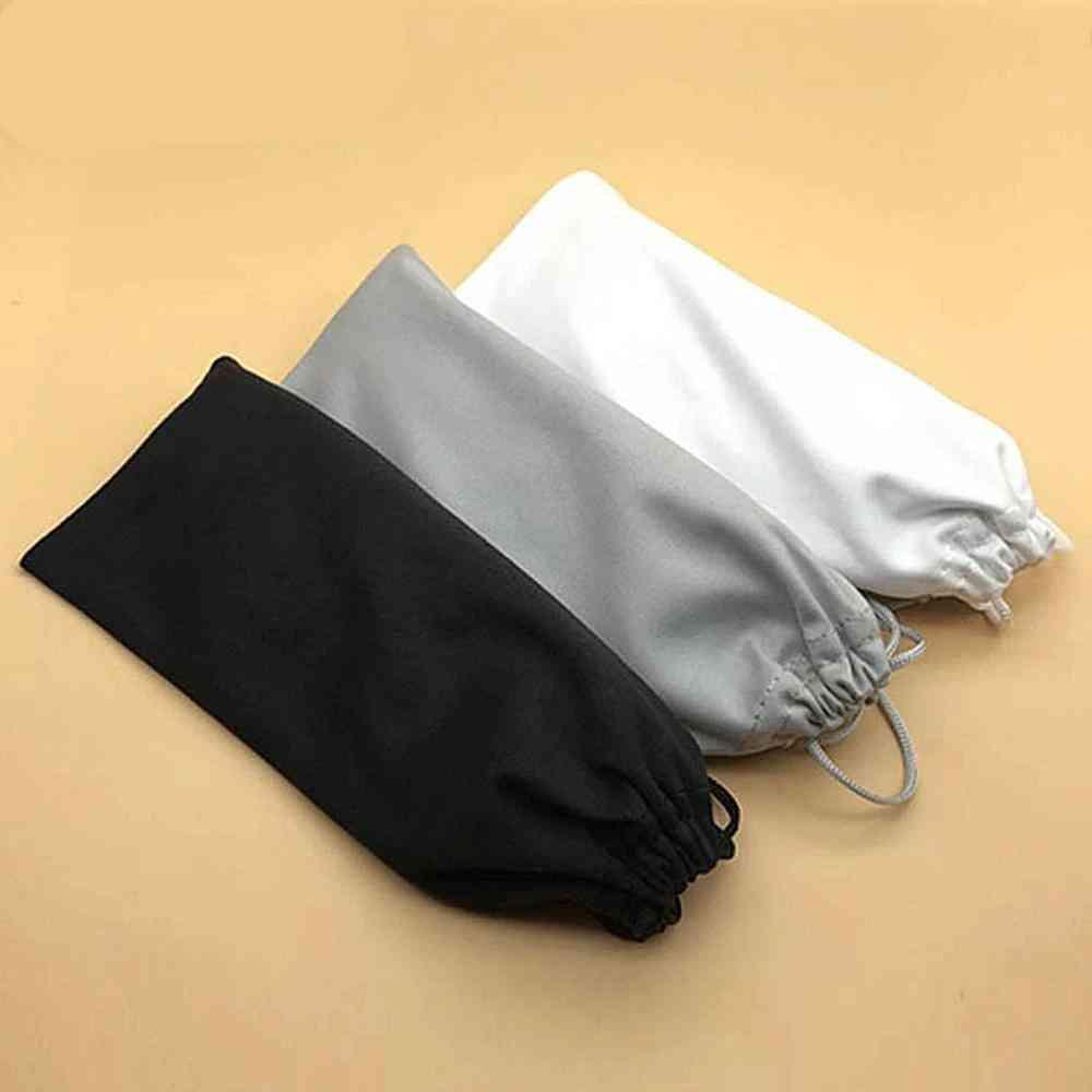 Soft Cloth Glasses Bag