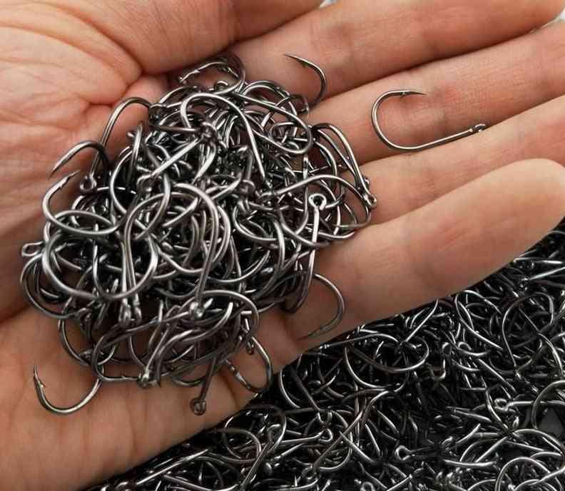 High Carbon Steel Fish Hook Barbed