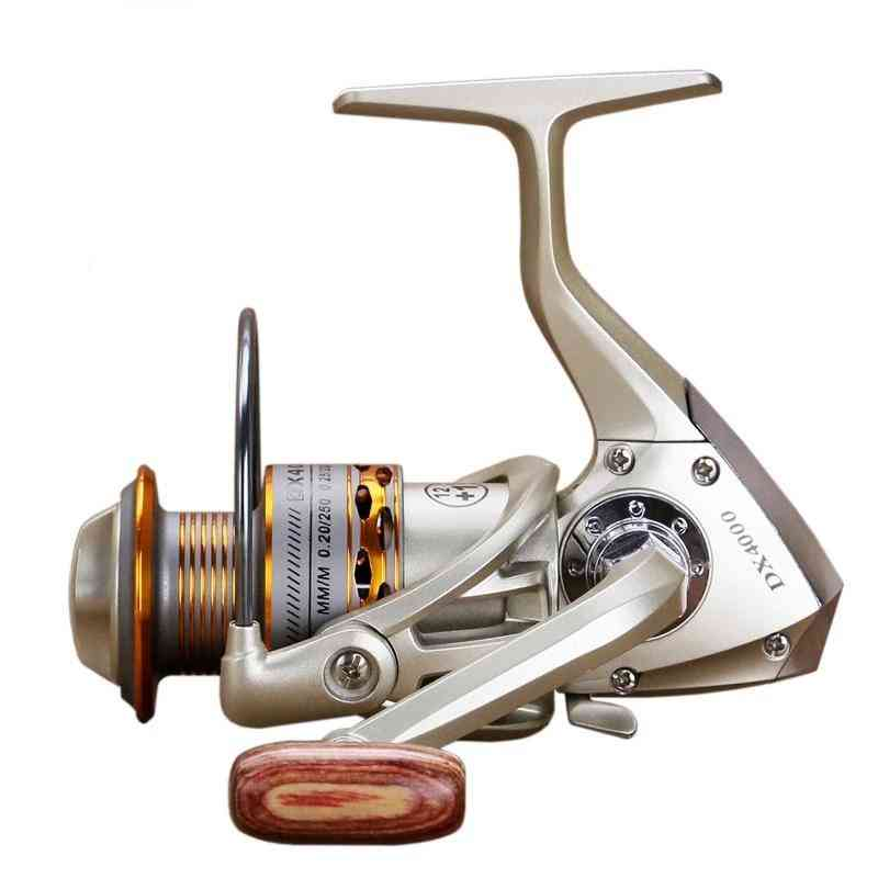 Wooden Handshake Fishing Reel Wheels