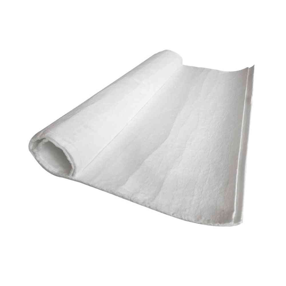 Thermal Insulation- Hydrophobic Fireproof, Heat Resistant Blanket