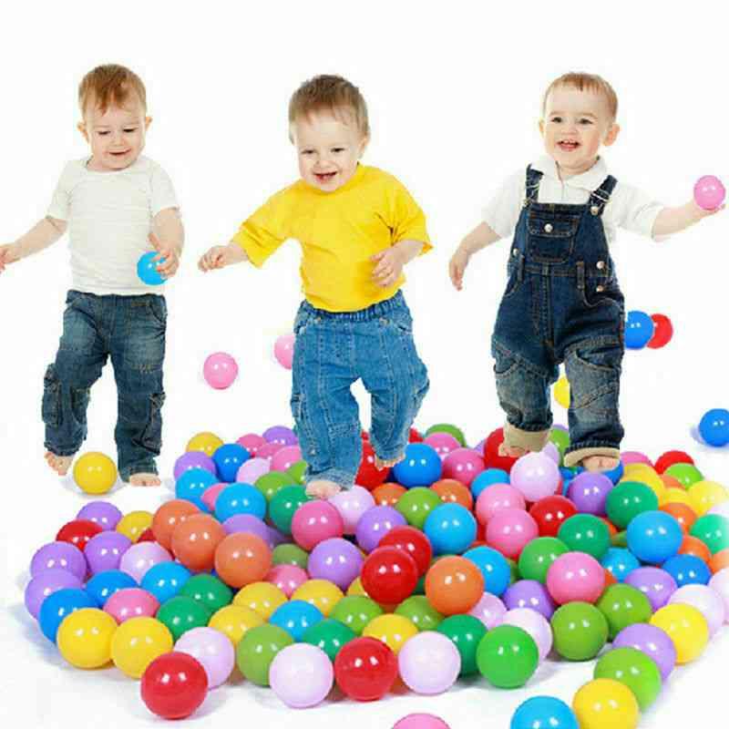 Baby Ocean Balls For Play Dry Pool New 20/50/100pcs Kids 5.5cm Pit Balls