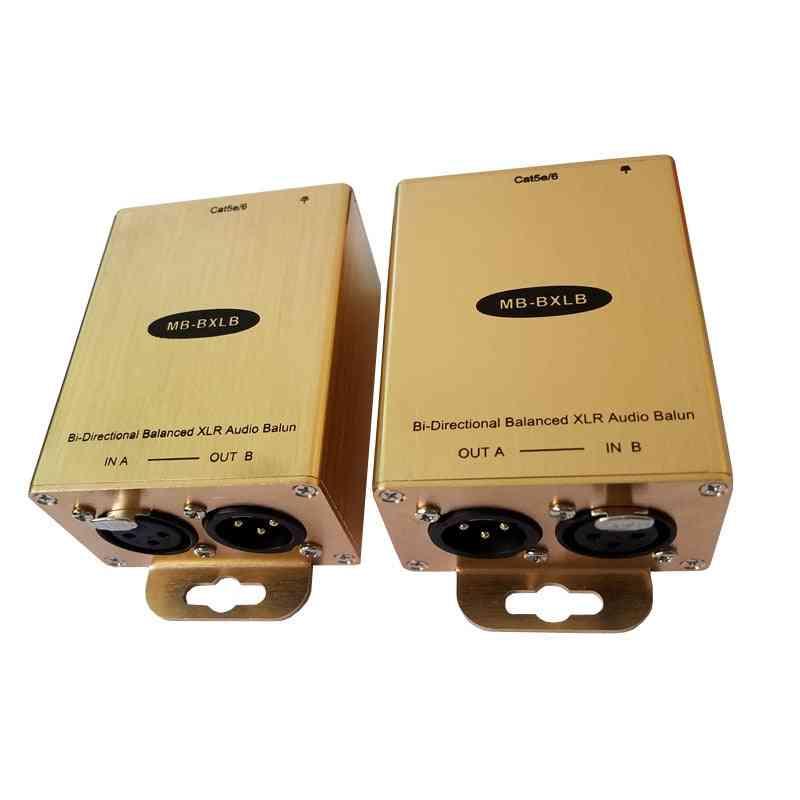 Adapter Balanced  Audio Extender(one Pair)