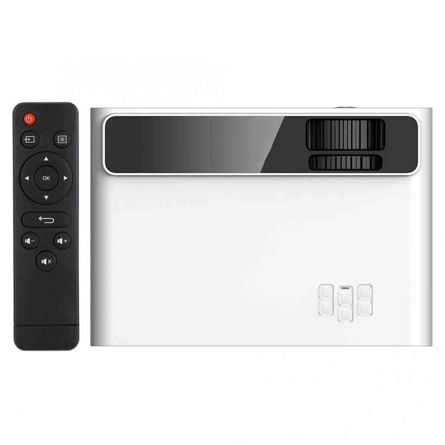 Bluetooth Wifi Home Theater Hd Led Smart Projector