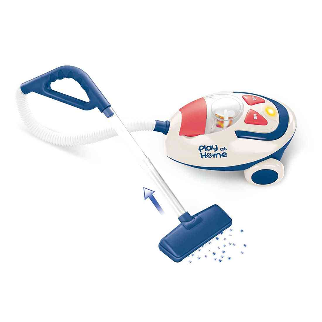 Children Pretend Play Vacuum Cleaner
