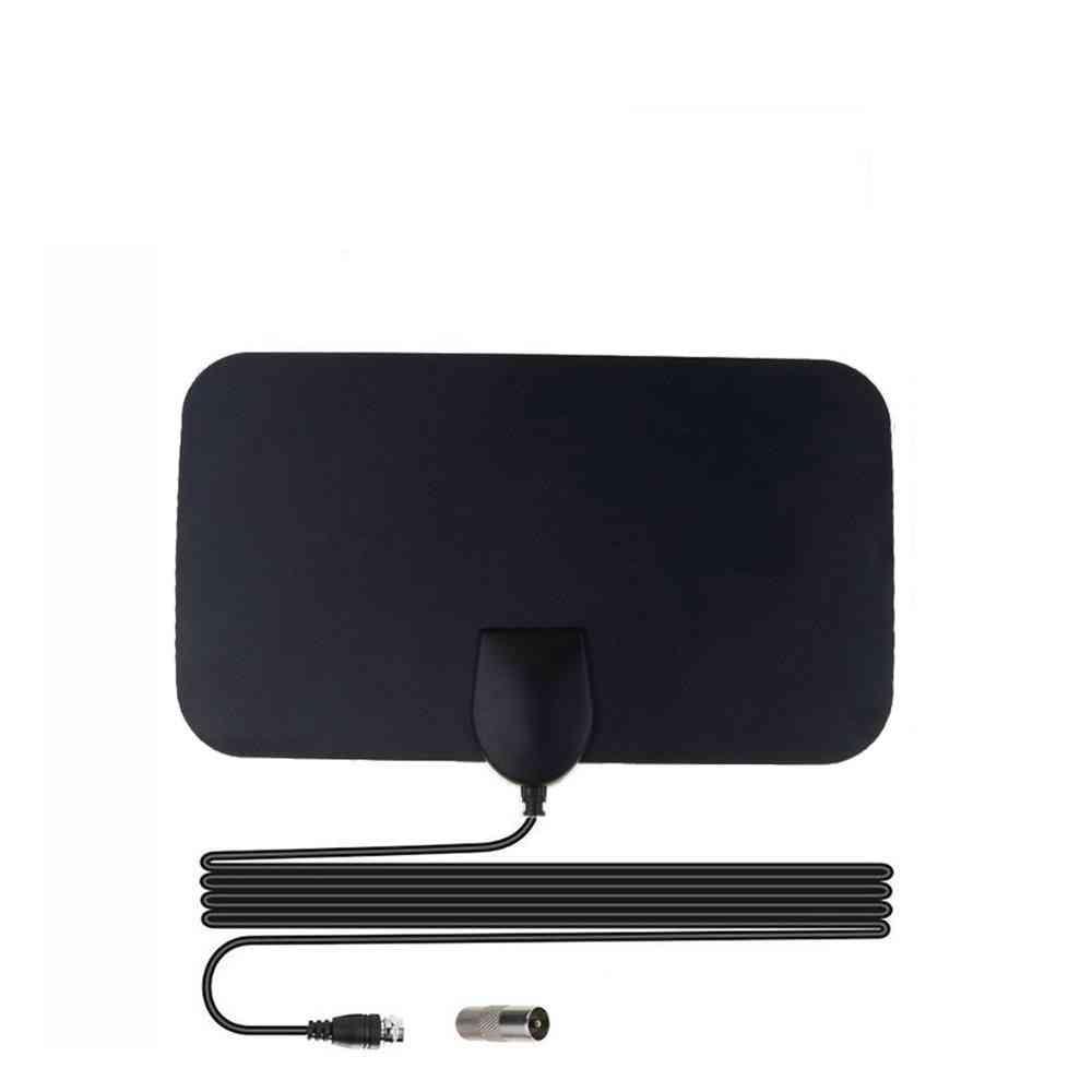 4k/ 25db- High Gain Hd Tv, Dtv Box, Digital Tv Antenna