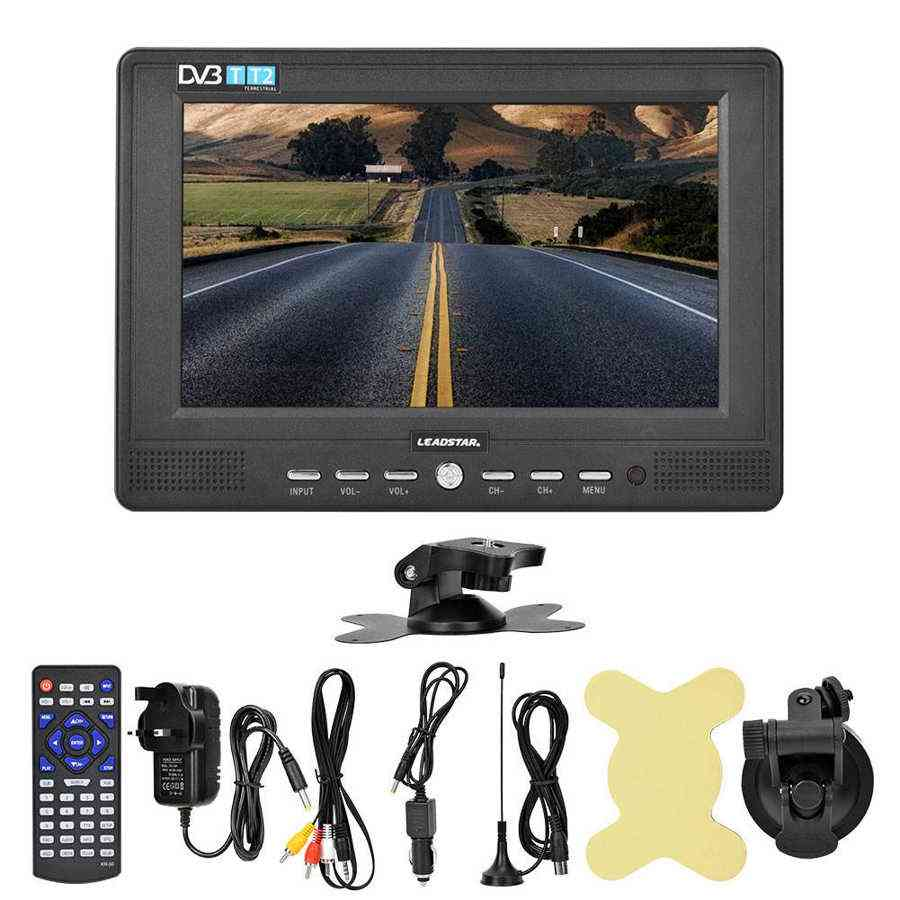1080p- Digital Tv, Television Player