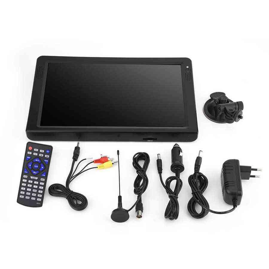 Hd Portable- Smart Isdb-t, Usb Digital, Mini Car Tv