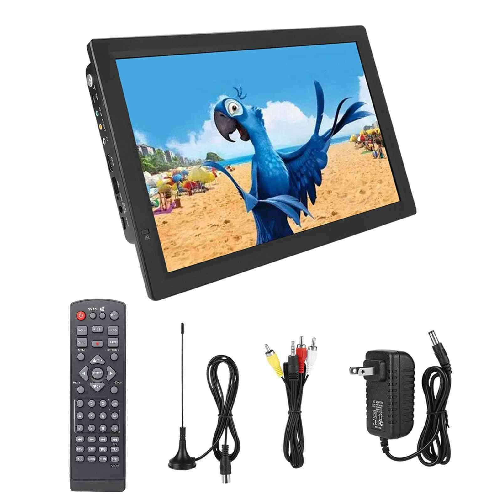 1080p- Hdtv Digital Car Tv