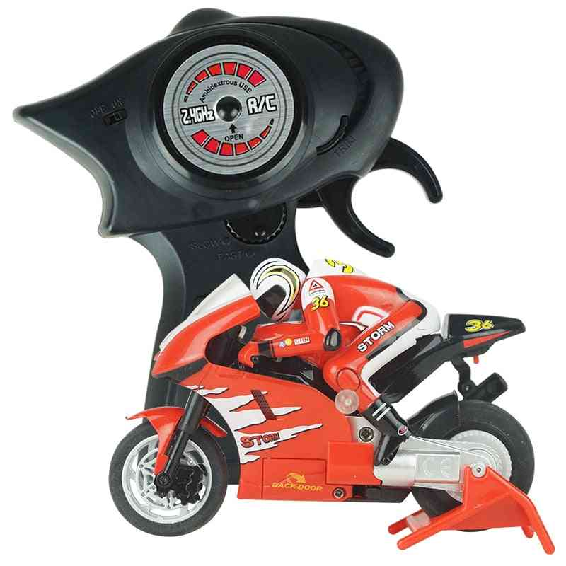 4-channel Remote Control, 2-wheels Motorcycle