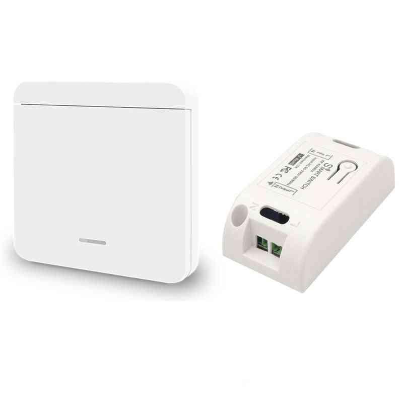 Wireless Wall Switch, Rf 86-wall Panel, Transmitter Relay Interrupter
