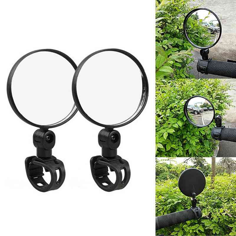 360° Rotation, Rear View Mirror For Bike, Cycling