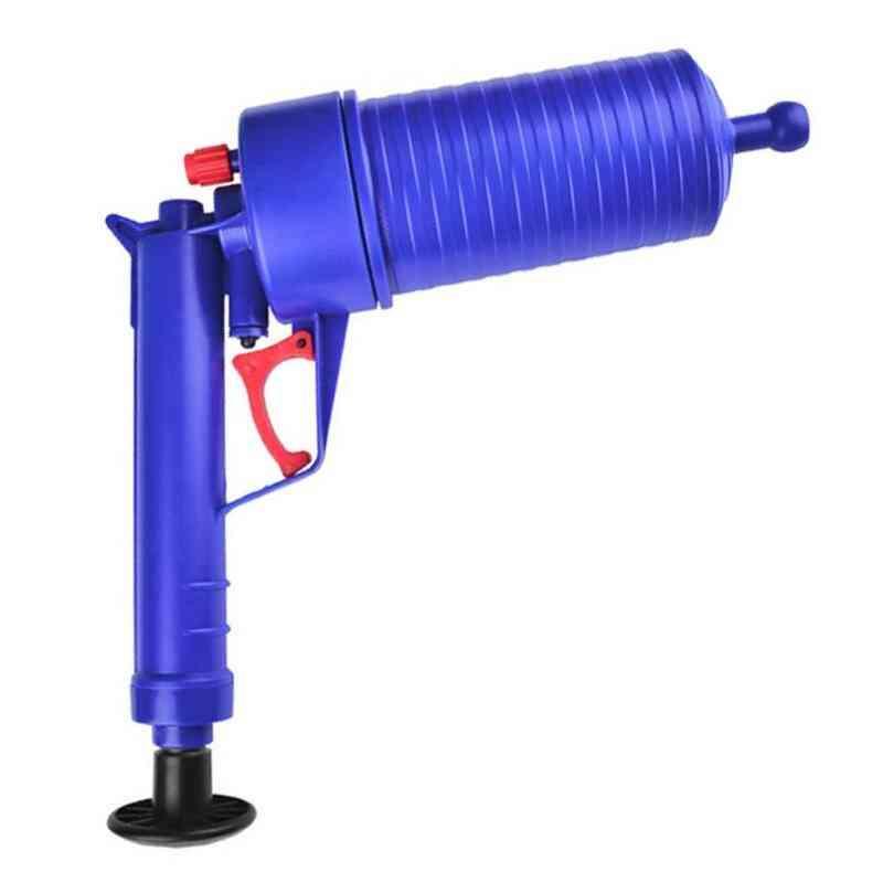 Air Pump Pressure Pipe Plunger - Bathroom Kitchen Toilet Drain Cleaner Tool