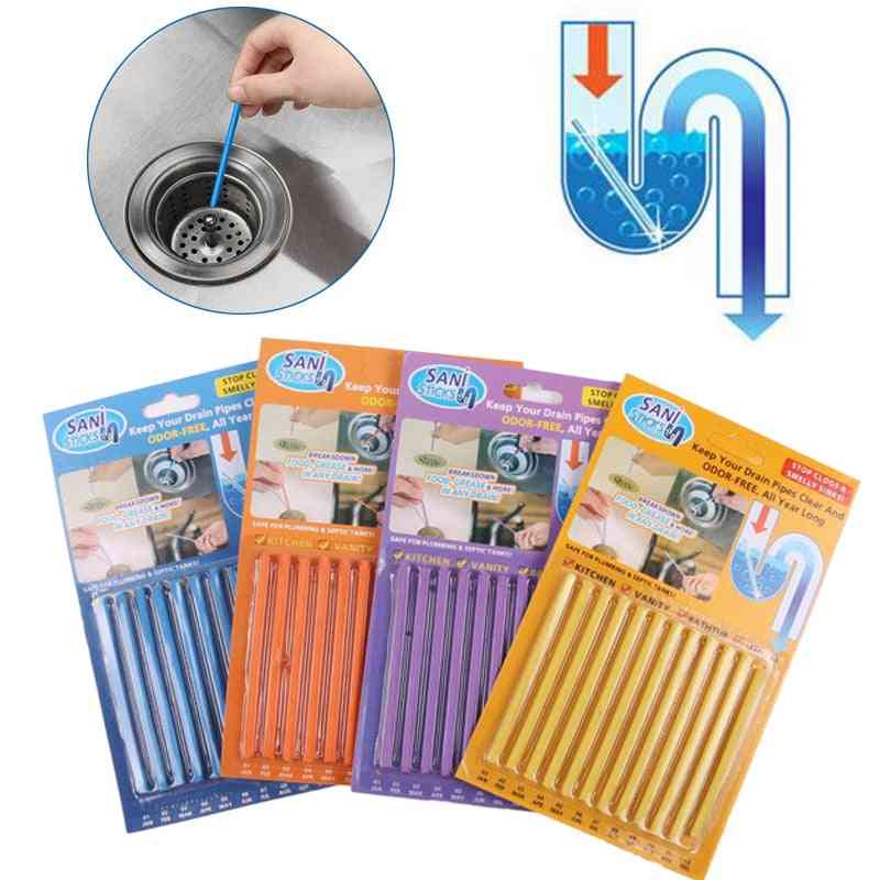 Sani Sticks Sewage Decontamination Drain Cleaner