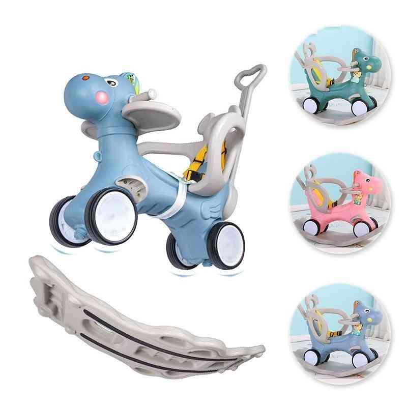 Baby Multi-functional Animal Rocking Horses Chair