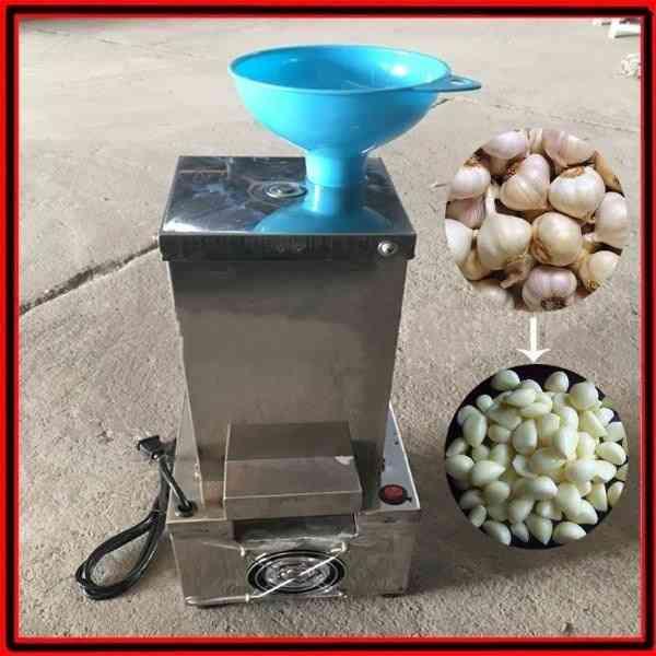 Garlic Peeling Machine/garlic Peeler For Small Capacity/convenient Garlic Peeling Machine