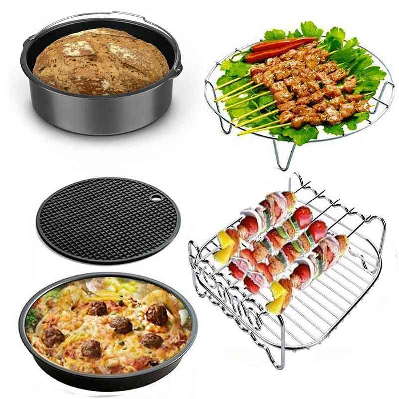 Air Fryer Accessories Fit For Airfryer