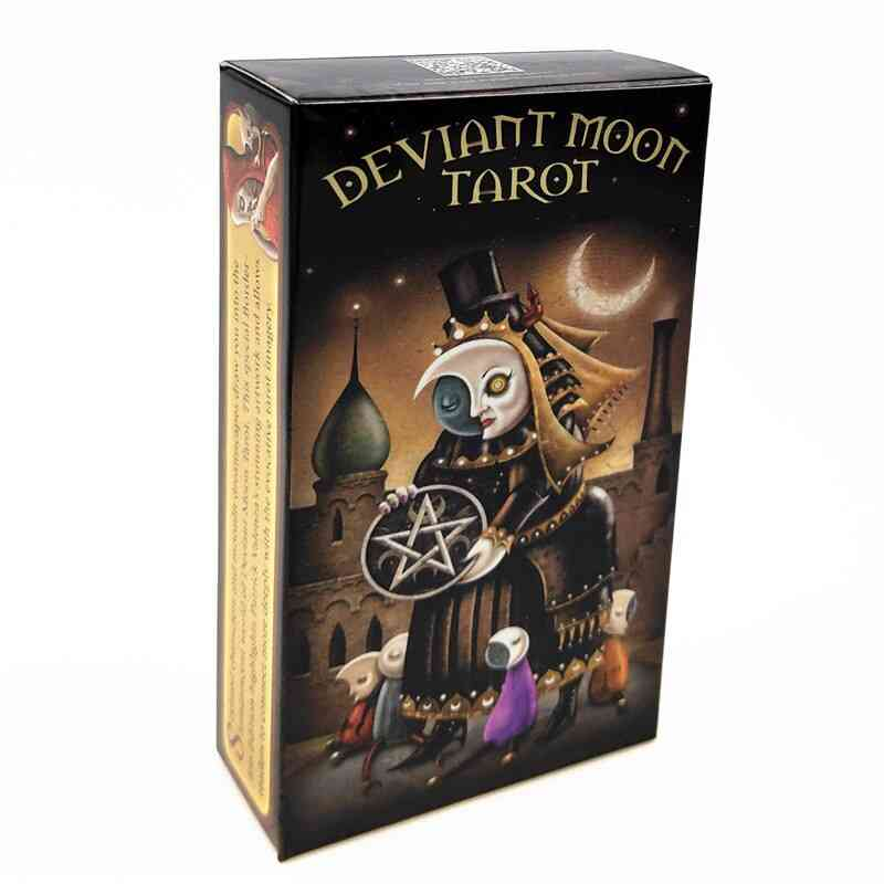 Agical Tarot-deck English Edition Mysterious Tarot Card